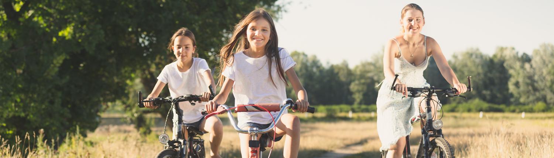 Enclave-tours-gezin fiets