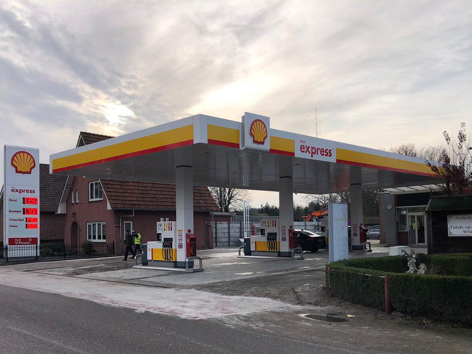 Shell Baarle Nassau